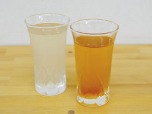 優光泉 飲み方3